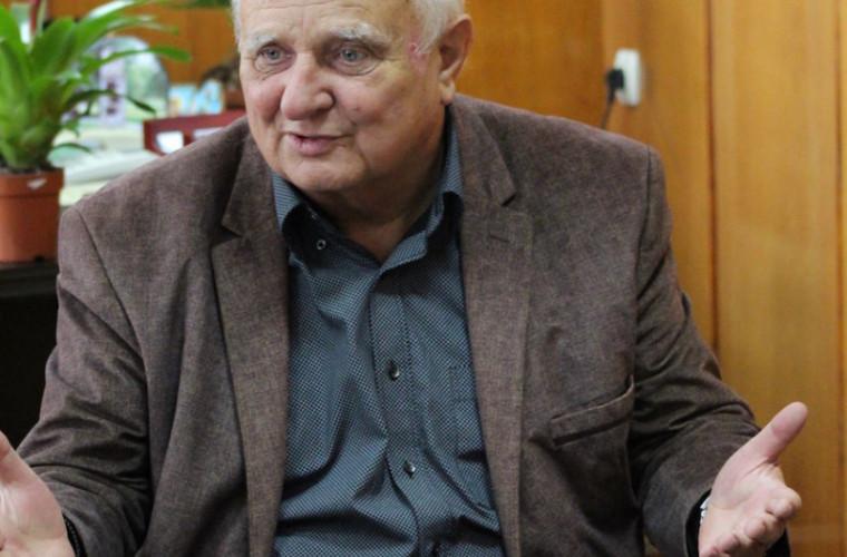 Cel mai vîrstnic primar din Moldova a cîștigat al 8-lea mandat