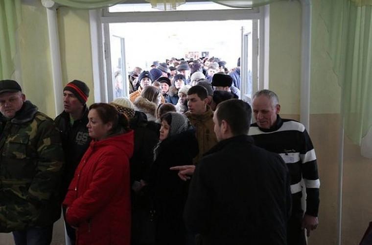 Участие приднестровцев в выборах: нет заказа - нет операции