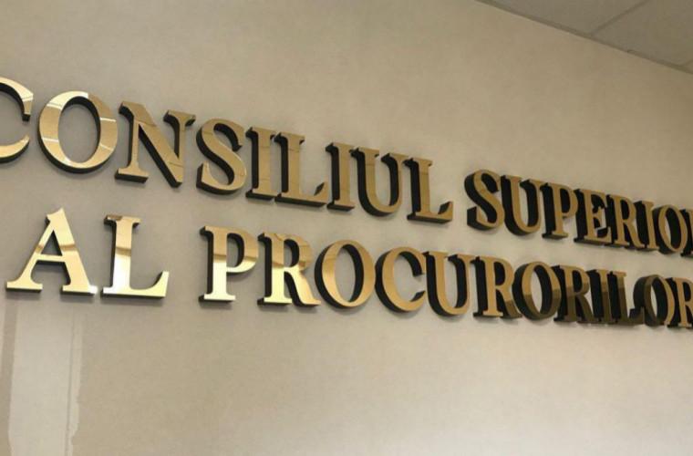 Consiliul Superior al Procurorilor a ieșit și în mediul online