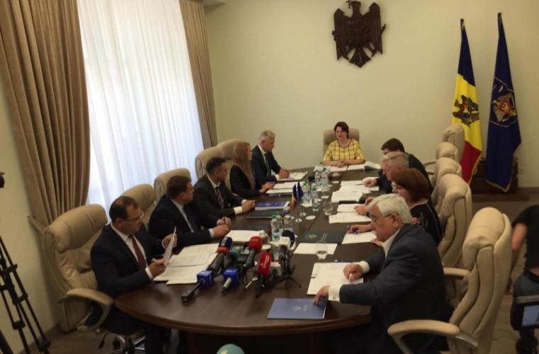 Procurorul general și ministrul Justiției au lipsit de la ședința CSP