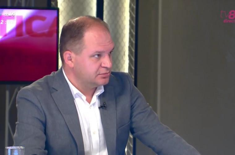 Ceban: Eu sînt cel mai bun și voi fi un primar bun (VIDEO)