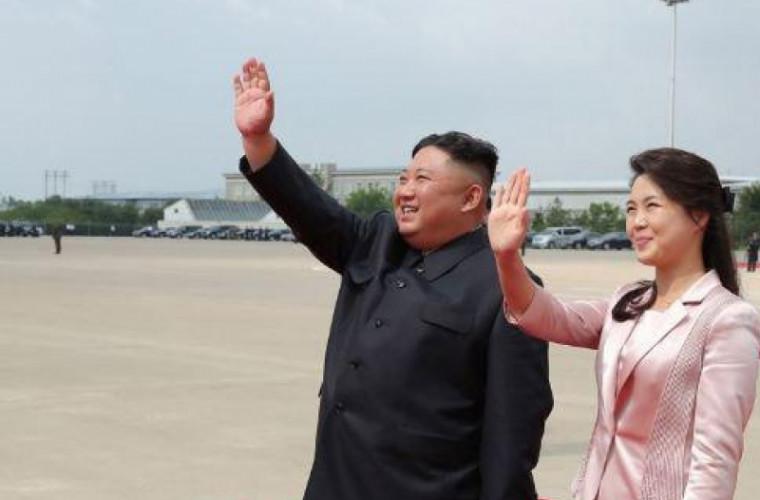 Motivul pentru care soția lui Kim Jong-un a dispărut din ochii publicului