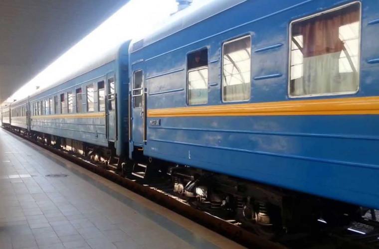 Schemă frauduloasă, descoperită în trenul de pe ruta Chișinău-Moscova (VIDEO)