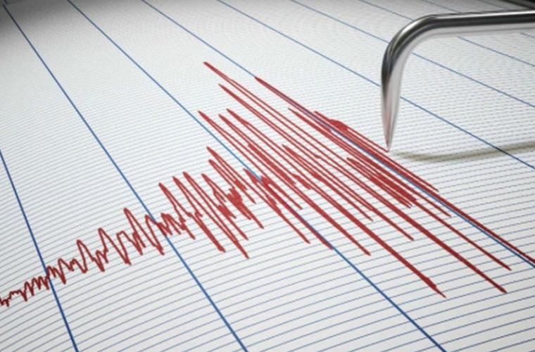 A fost cutremur în apropiere de Moldova. Ce magnitudine a avut