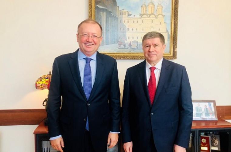 Academiile diplomatice din Moldova și Rusia vor semna un Acord de cooperare