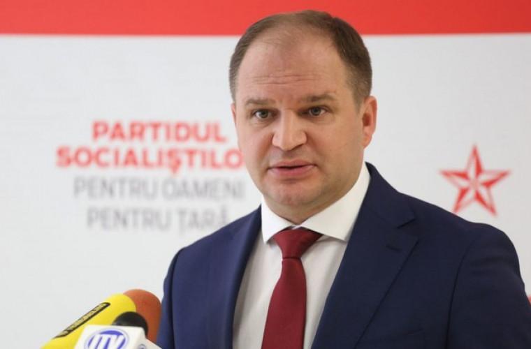 Ion Ceban face o oferta pentru Blocul ACUM
