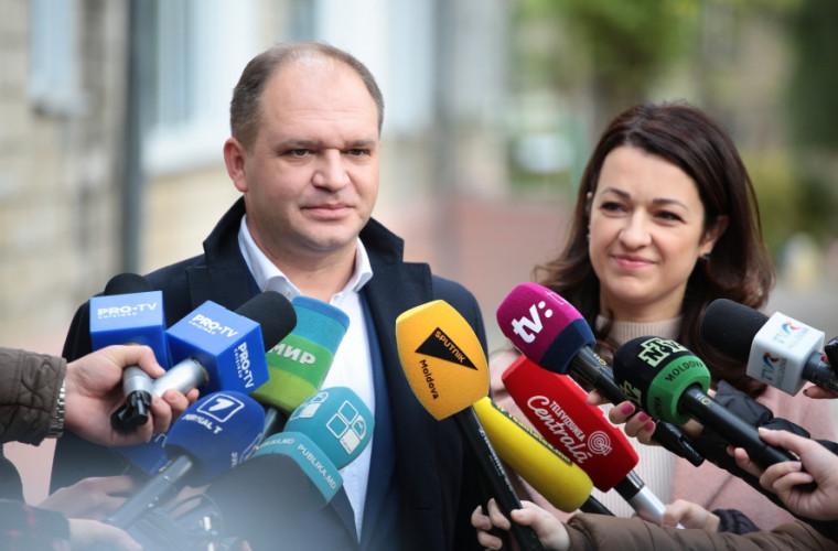 Ceban, întrebat în ce limbă vorbește: Eu vorbesc moldovenească (VIDEO)