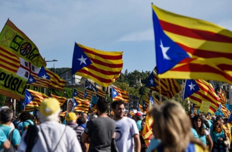 În Catalonia a început o criză politică