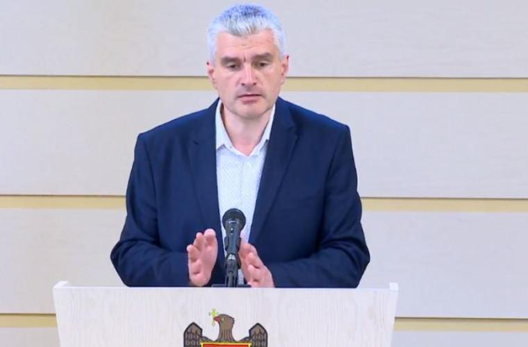 Regretul lui Slusari de cînd a făcut coaliție cu socialiștii și legătura cu Plahotniuc