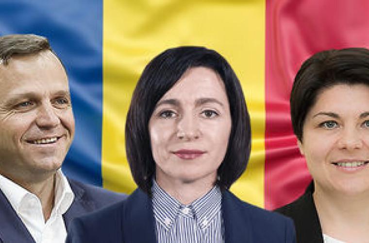 Члены правительства Молдовы выбрали президента Румынии