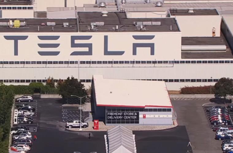 Prima fabrică Tesla din Europa va apărea lîngă Berlin