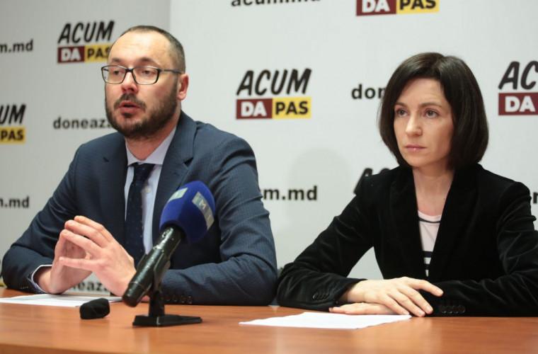 Deputaţii ACUM s-ar putea adresa la Curtea Constituţională: E ilegal