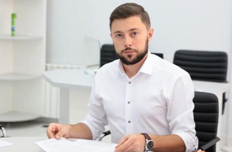 Victor Chironda a acceptat funcția de viceprimar al capitalei