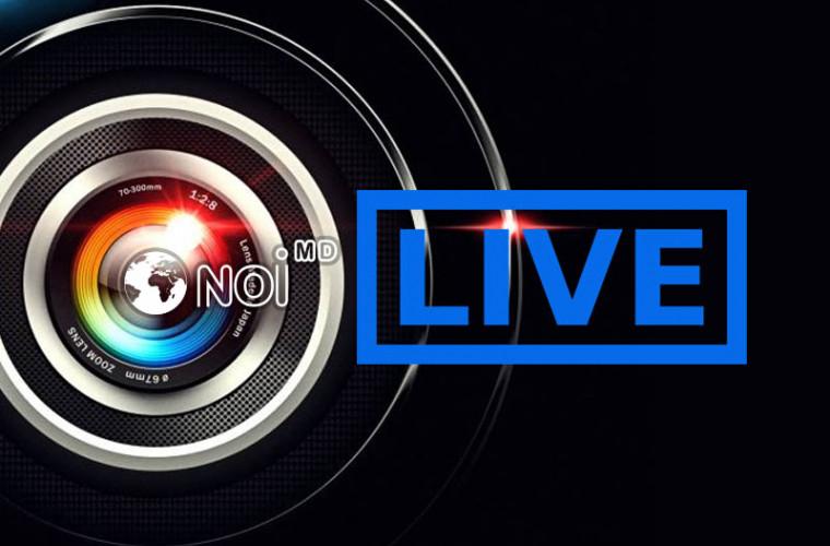Declarații de presă după ședința de lucru a lui Dodon, Greceanîi și Chicu (LIVE)