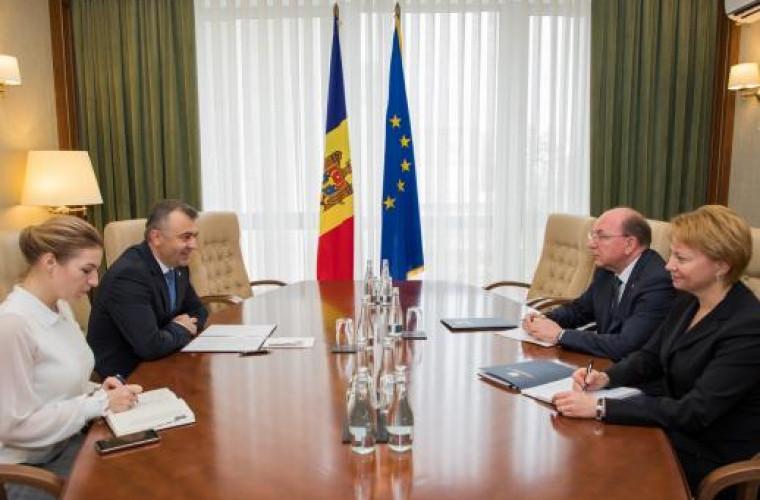 Какие проблемы Кику обсудит с Медведевым в Москве?