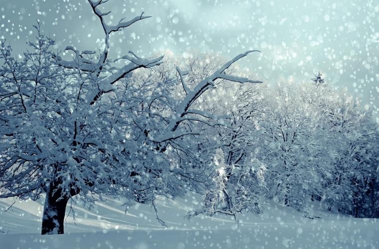 """Iarna în R. Moldova: Meteorologii vorbesc despre recorduri şi """"criză climatică"""""""