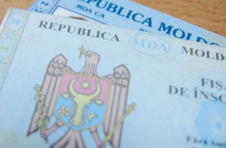 Modele noi de buletine de identitate vor fi eliberate în Moldova