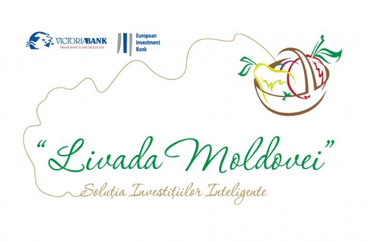 Victoriabank, partener financiar al proiectului Livada Moldovei