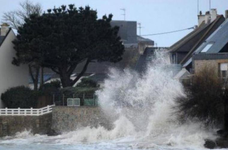 Dezastru în sudul Franţei, din cauza inundațiilor (VIDEO)