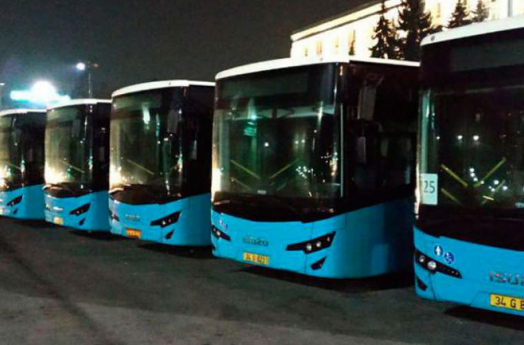 Întreprinderea parcului Urban de Autobuze din Chişinău a cheltuit nejustificat 2,8 milioane de lei