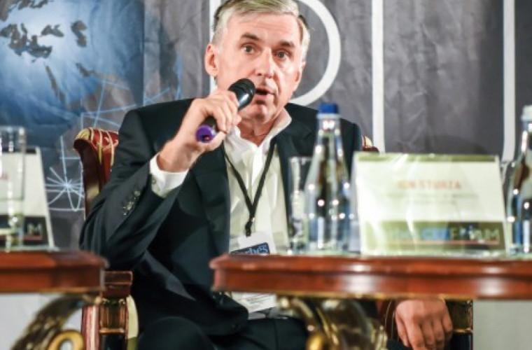 Ion Sturza a devenit președintele unei organizații din R. Moldova