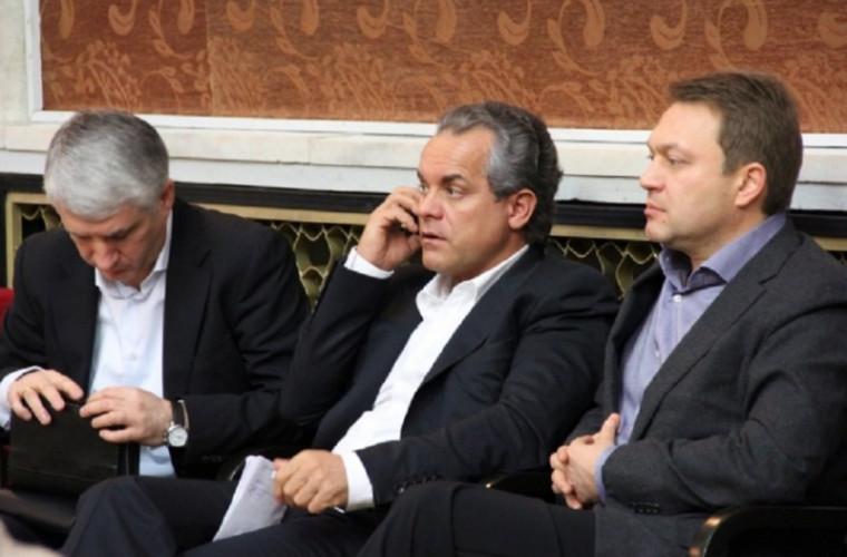 Diacov spune că Iaralov nu mai este membru al PDM