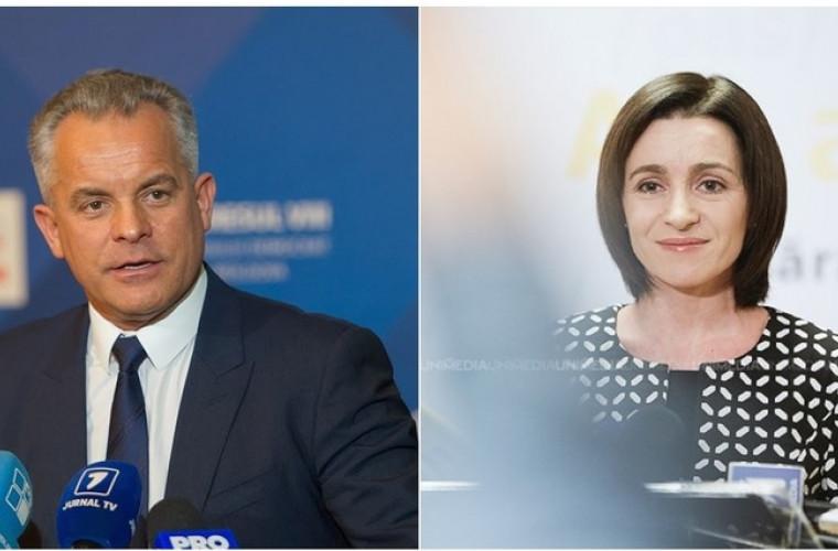 Declarație: Liderii ACUM și Plahotniuc au un singur stăpîn și obiective comune