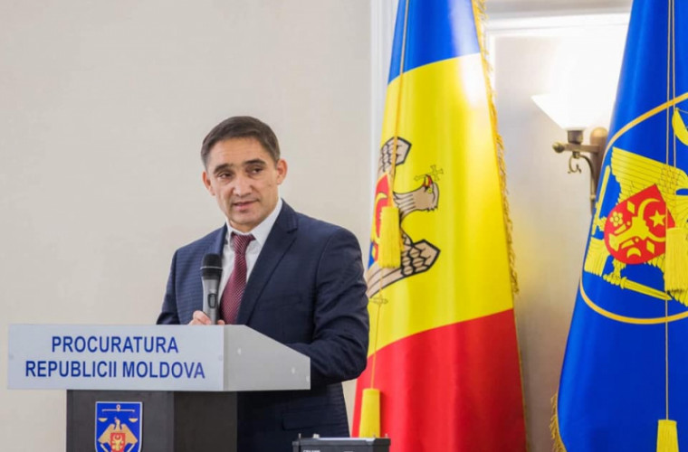 Noul procuror general, Alexandr Stoianoglo, prezentat echipei de la PG