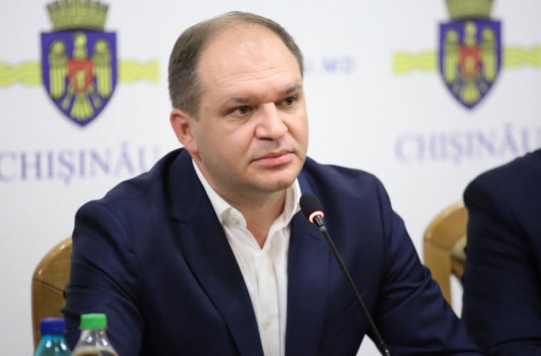 Ion Ceban, chemat la Consiliul Suprem de Securitate