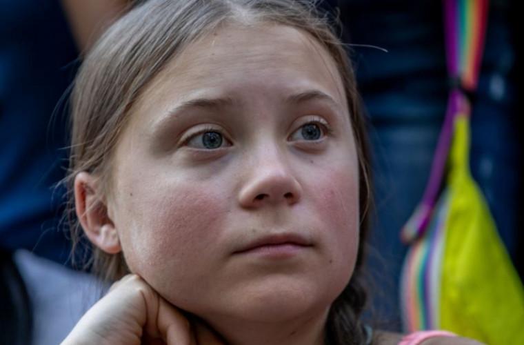 Greta Thunberg a primit premiul Nobel
