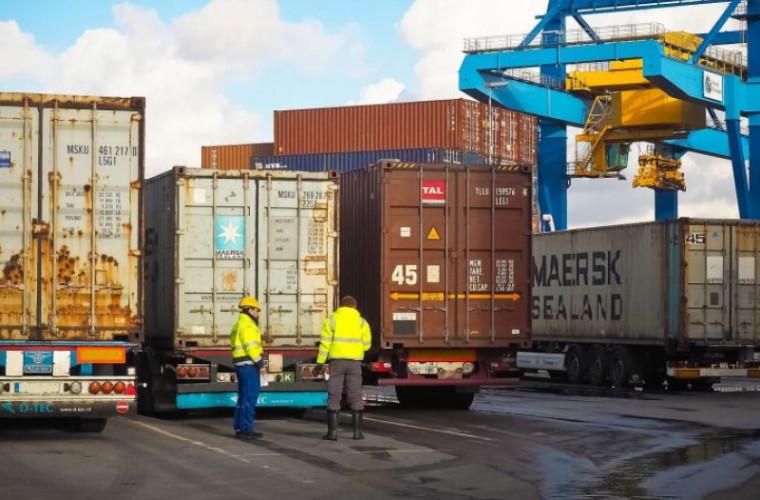 Sistemul vamal a introdus un nou sistem referitor la exportul de mărfuri