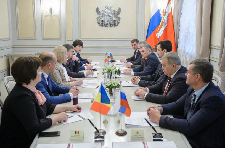 Moldova va extinde comerțul cu regiunea Voronej din Rusia