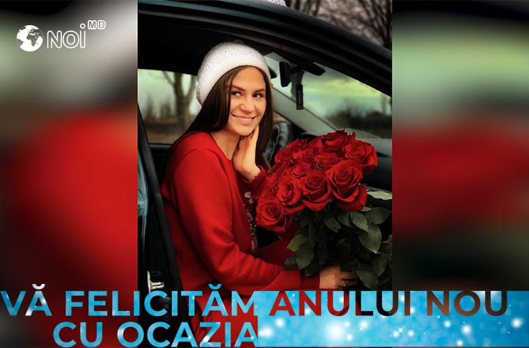 """Tatiana Spînu: """"Sărbătorile de Anul Nou să vă aducă acasă"""" (VIDEO)"""