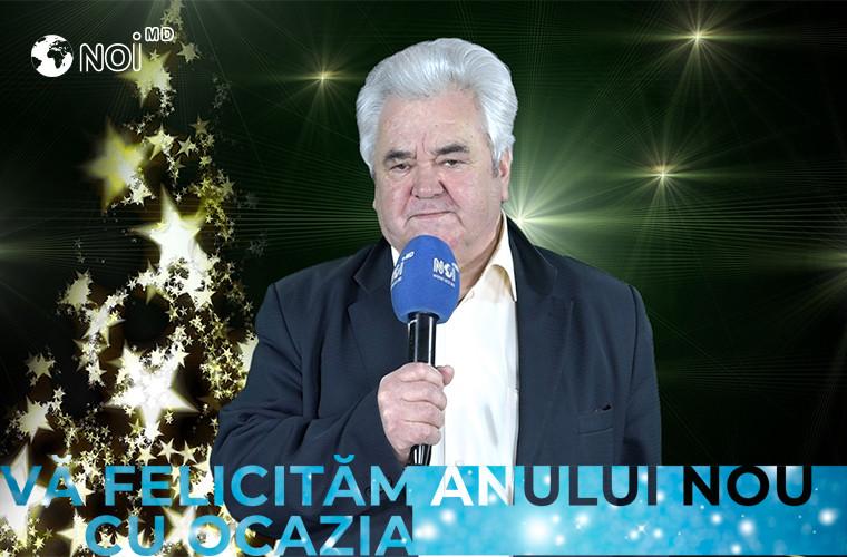 Ex-ministru al Securității Naționale, felicitare şi cadou pentru moldoveni (VIDEO)