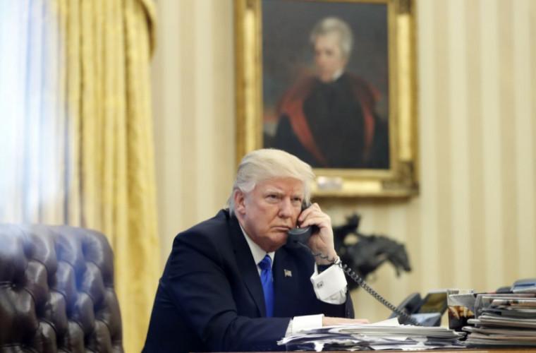 Un jurnalist a vorbit despre reacția lui Trump la un apel pierdut de la Putin