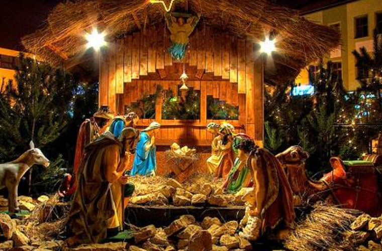 Moldovenii se pregătesc de Naşterea Domnului. Tradiţii în ajun de Crăciun