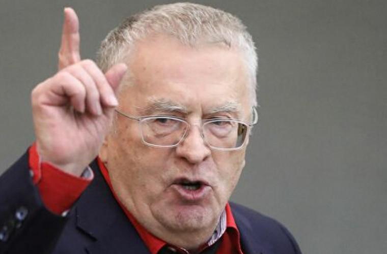 """Jirinovski a numit Uniunea Europeană un """"colhoz"""""""