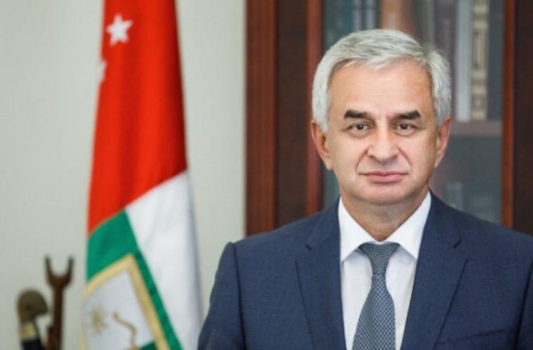 Preşedintele Abhaziei a demisionat
