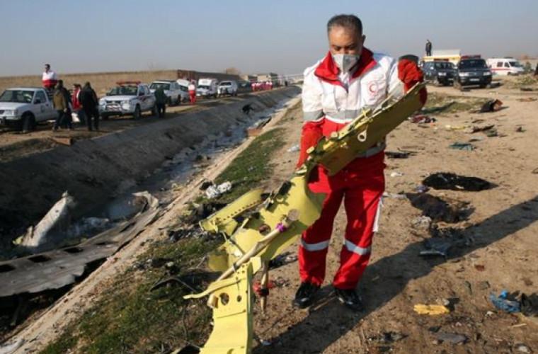 În Iran au fost arestate cîteva persoane implicate în doborîrea avionului ucrainean