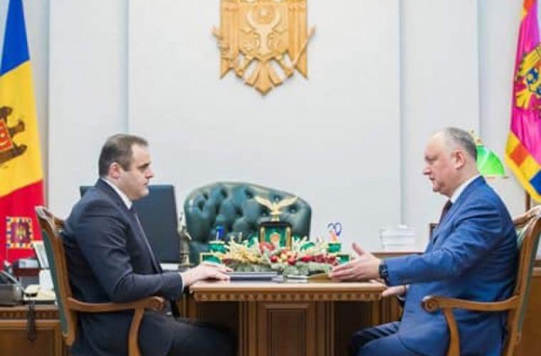 """Schimbările care vor fi făcute în 2020 la """"Moldovagaz"""""""
