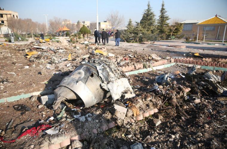 Ucraina cere cutiile negre ale avionului doborît în iran