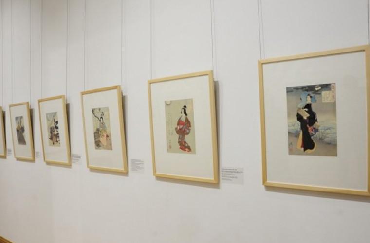 В Кишиневе открылась выставка японских гравюр (ФОТО)
