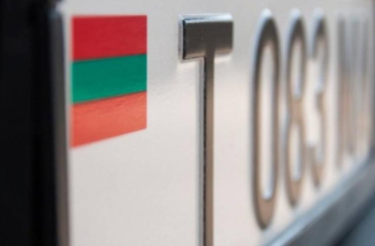Ion Chicu, despre circulația autoturismelor cu numere transnistrene