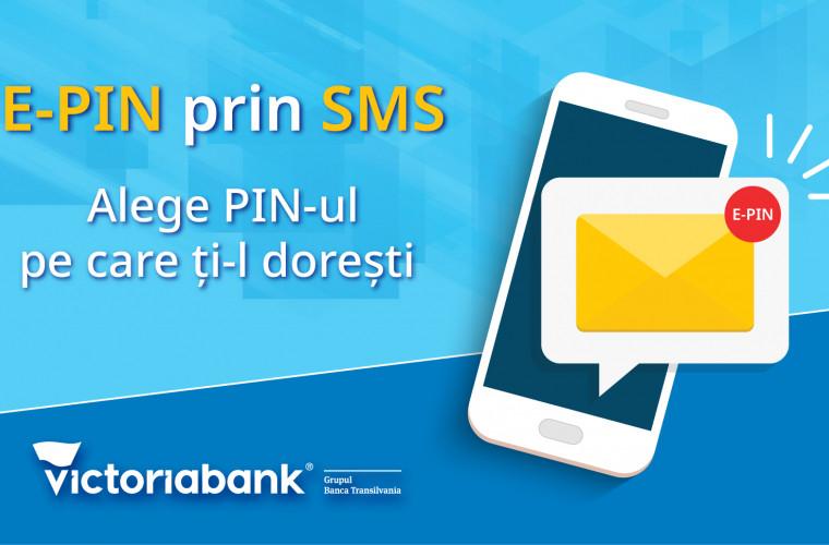 Alege codul PIN pe care ți-l dorești! Simplu, Rapid și GRATUIT!