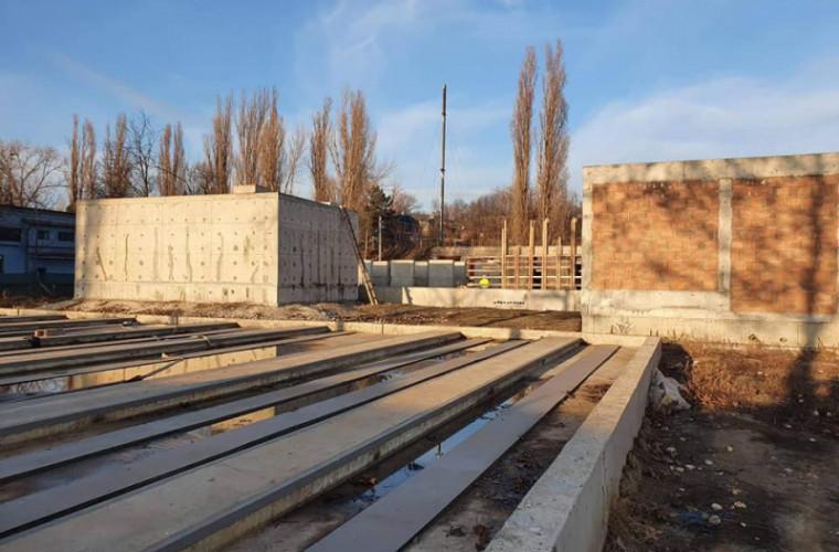 Ceban: Este necesară curățarea de urgență a staţiei de epurare
