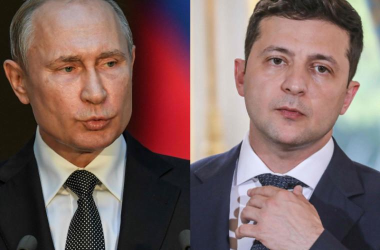 Зеленский хочет встретиться с Путиным в Израиле