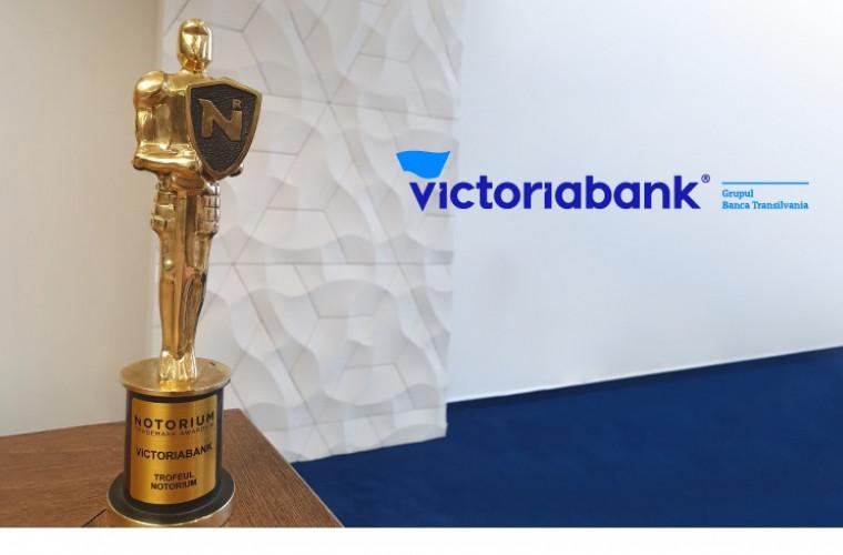 Victoriabank - cel mai recunoscut brand bancar din Moldova
