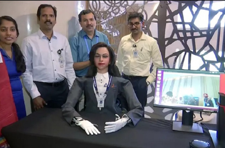india-va-trimite-in-spatiu-un-robot-umanoid-video