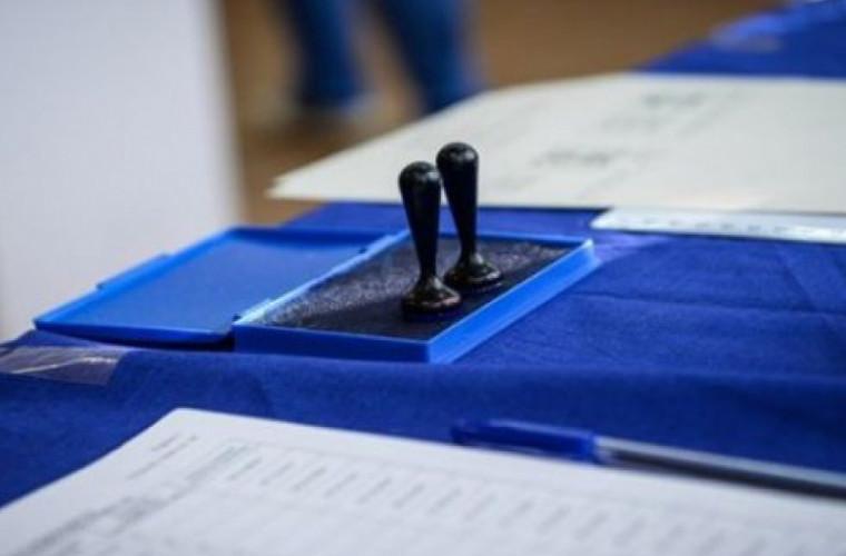 Doi candidați au fost înregistrați pentru circumscripția Hîncești