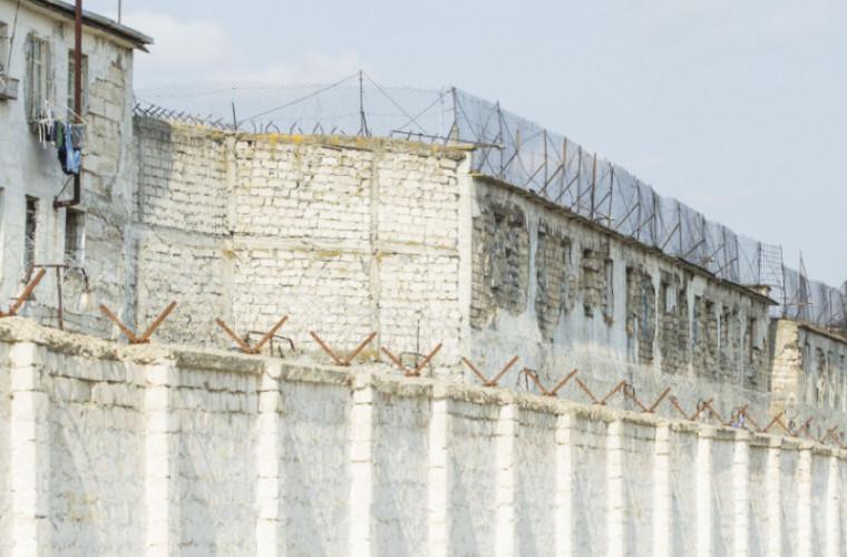 Cîte persoane sînt deținute în penitenciarele din țară în prezent